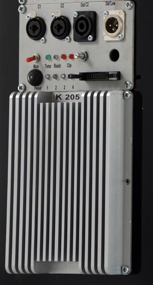 Dje-amp module